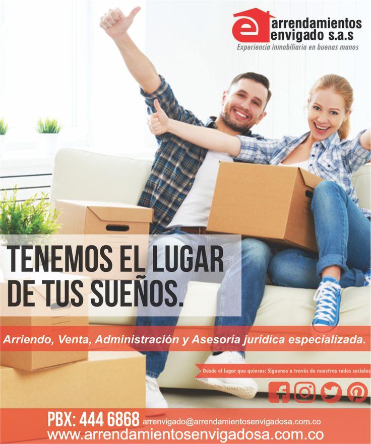En Arrendamientos Envigado el lugar perfecto espera por ti. Conoce más en www.arrendamientosenvigadosa.com.co.