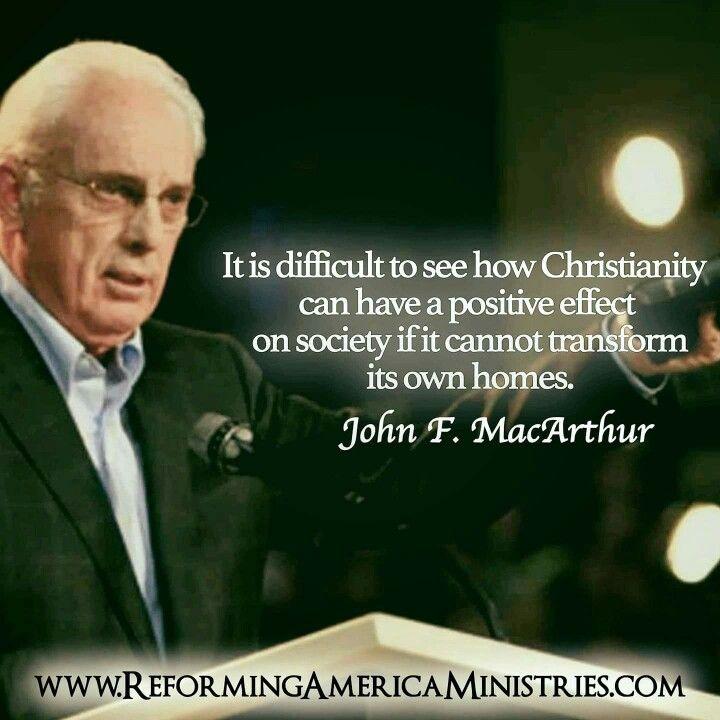 christian quotes | John MacArthur quotes | false conversions
