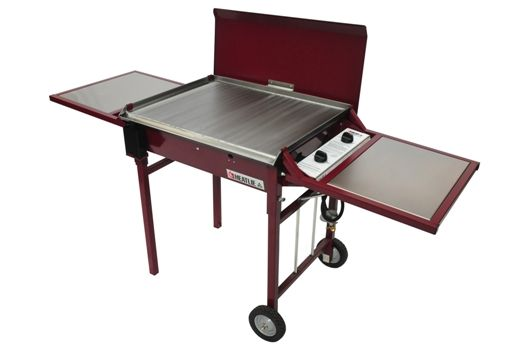 Heatlie HM700PCL Solid Hotplate in Powder Coat  Heatlie Barbecues are the Toughest Solid Flatplate BBQs in the Country. Made in Australia using the finest materials and solid construction techniques, you get a bbq that's built to function and last.