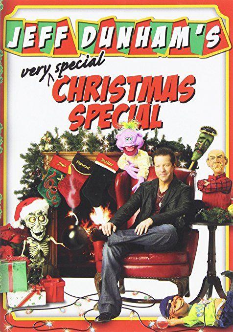 Jeff Dunham's Very Special Christmas Special. Everyone loves #Jeff Dunham.