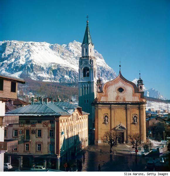 Cortina, Italy Where Your Adventure Begins   Global Traveler Review