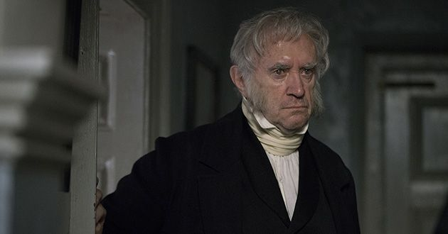 Jonathan Pryce: 'Take away the Brontë name and To Walk Invisible is still exciting and relevant'  Programme Name: To Walk Invisible - TX: n/a - Episode: To Walk Invisible (No. n/a) - Picture Shows: Patrick Bronte.  Patrick Bronte (JONATHAN PRYCE) - (C) BBC - Photographer: Michael Prince
