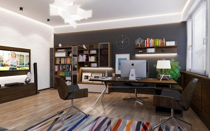 Homedesignideas Eu: 1000+ Images About Industrial Style: Office Ideas On Pinterest