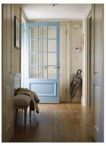 flooring, front door, color: Interior, Idea, Front Door, Blue By, Floor, Blue Doors, Color, Front Doors, House