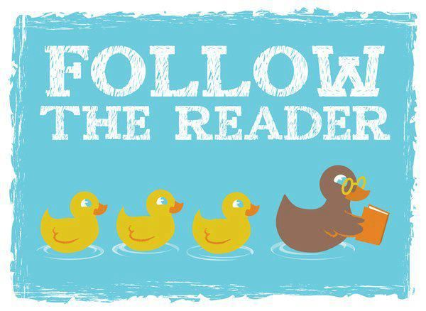 Follow the Reader > I love this one