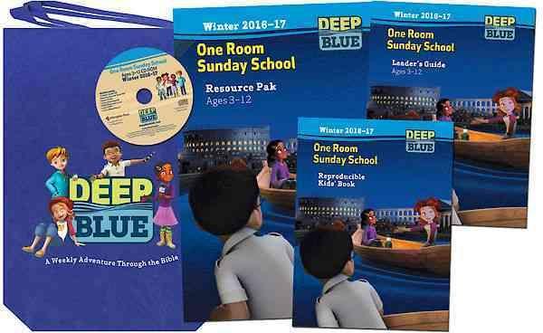 Deep One Room Sunday School Kit Winter 2016-17: Ages 3-12