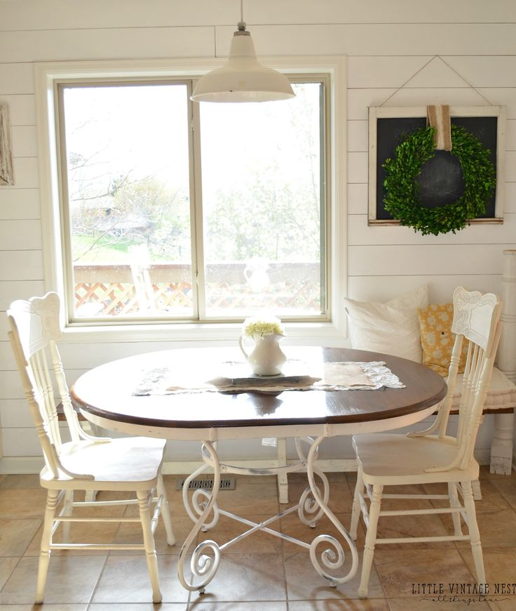 chalk paint dining table makeover dining table makeover nooks and