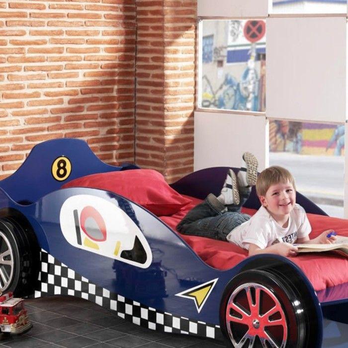 les 25 meilleures id es de la cat gorie lit voiture garcon sur pinterest acheter une voiture. Black Bedroom Furniture Sets. Home Design Ideas