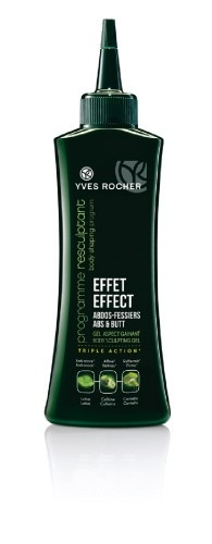 Effect Abs & Butt Body Sculpting Gel to resculpt your tummy and tone and firm your behind!