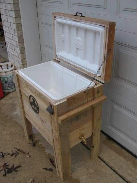 Pallet cooler, the ultimate Ozzie pallet
