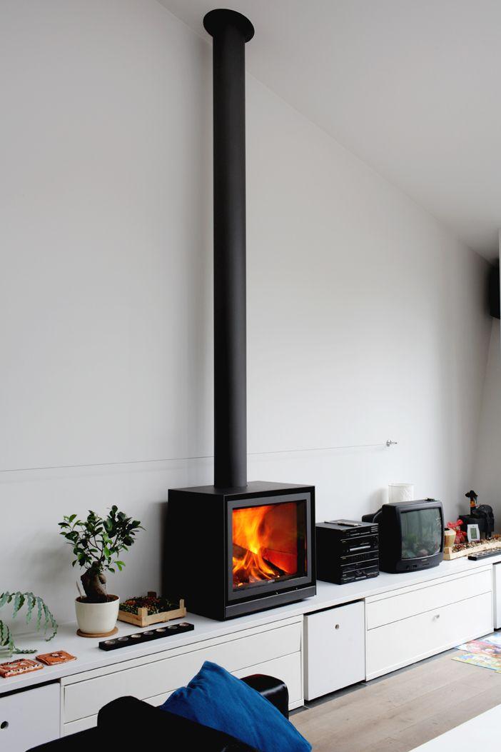 Moderne Holzöfen 38 besten kamin bilder auf kamine holzofen und feuer