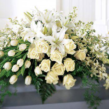 Coffin decoration