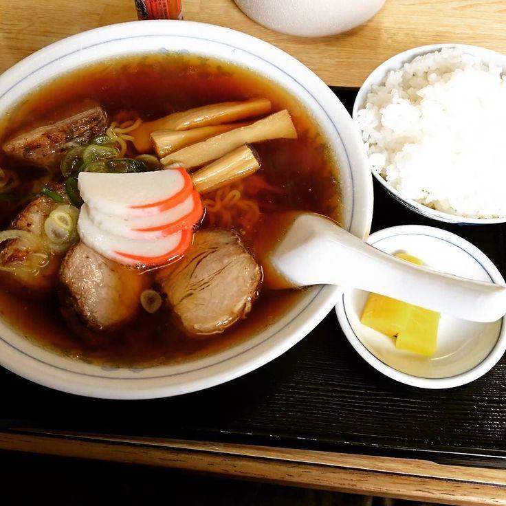 中華そば #gourmet #ramen