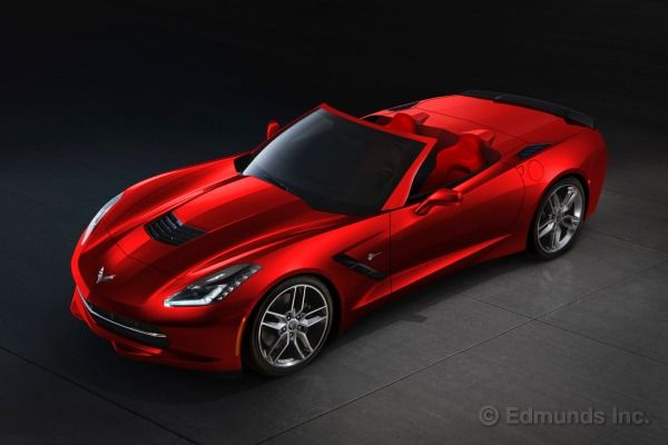 This is our first look at what the 2014 Chevrolet Corvette convertible will look like when it arrives next year.