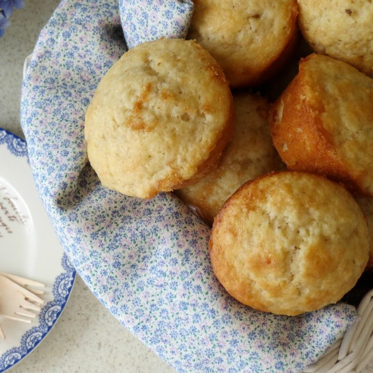 You'll go bonkers for these Easy Banana Muffins by It's katty!