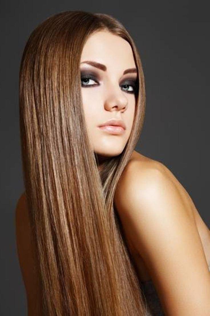 Hellbraun Haarfarbe Für Kurze Haare   Hair styles, Hair