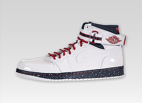 Air Jordan 1 High Strap Premier Retro Basketball Shoes