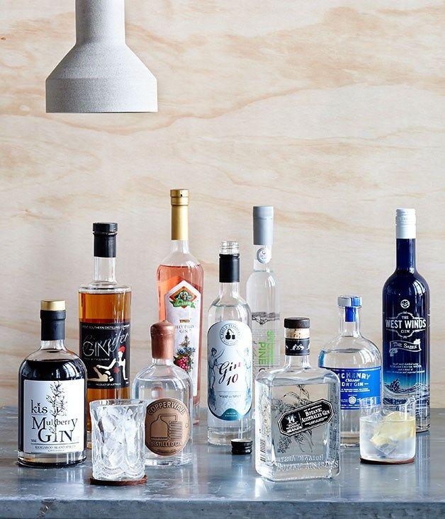 Best Australian gins :: Gourmet Traveller Magazine