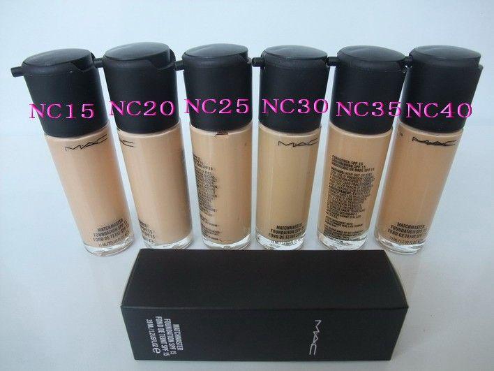 Mac Prices Nc Liquid Foundation