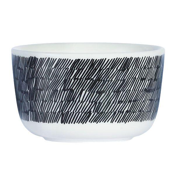 Weather Diary (Sääpäiväkirja) bowl by Marimekko
