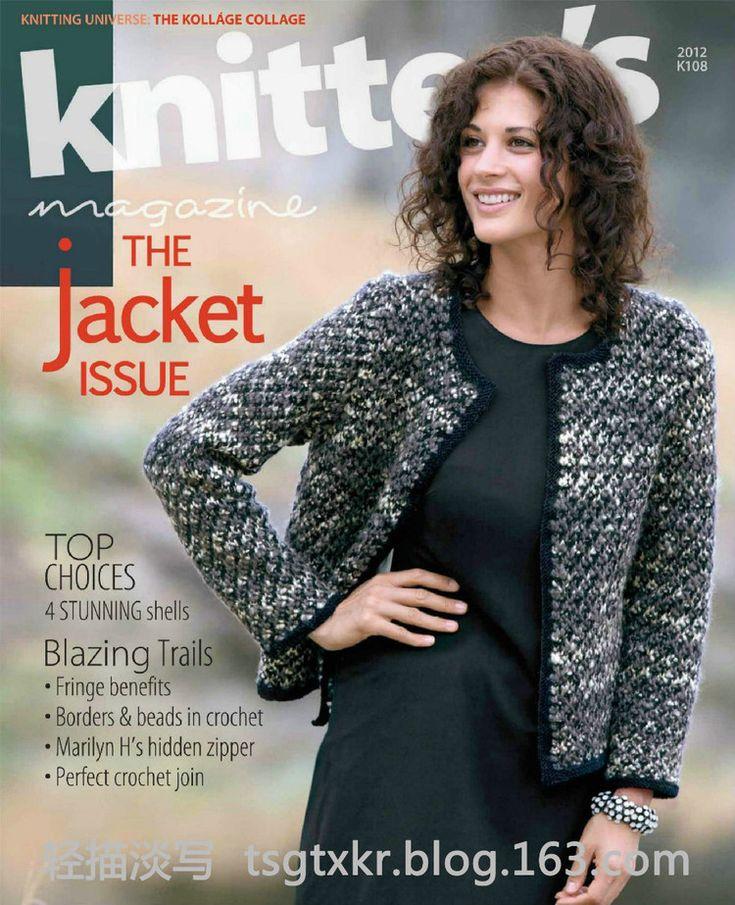 Knitters Magazine K108 2012 - 轻描淡写 - 轻描淡写