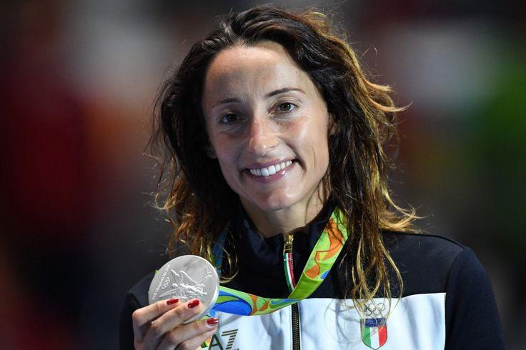 Rio 2016, Di Francisca argento nel fioretto: e sventola bandiera europea contro…