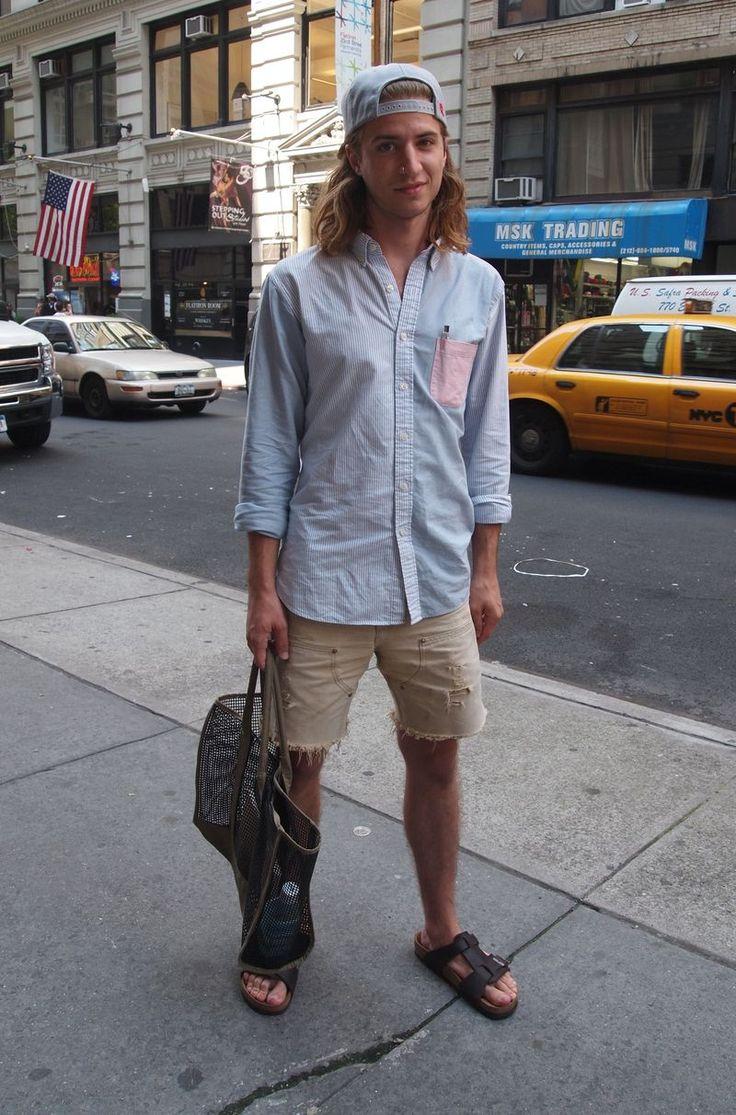 Birkenstock Men's Style Inspiration | Men's Fashion that I ... Birkenstock Men Fashion