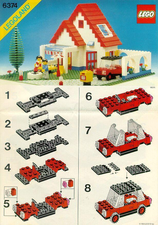 Картинки инструкции лего