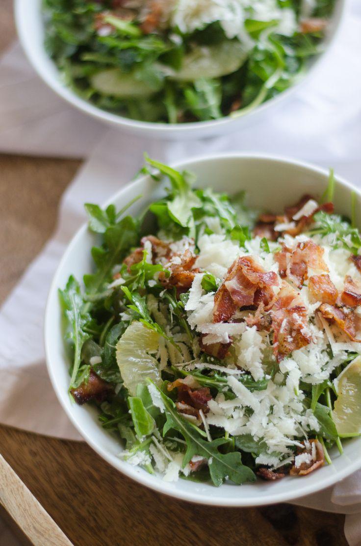 Giada's Candied Lemon and Arugula Salad | Giada De Laurentiis