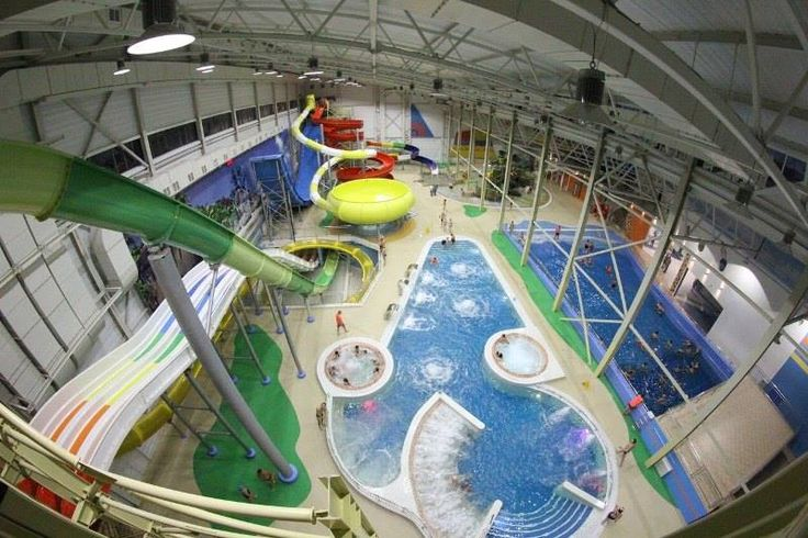 #Aquario #indoor #waterpark #omsk #Russia