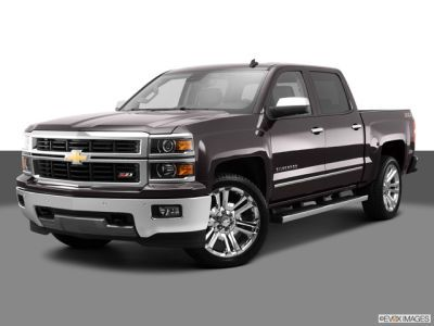 2014 chevy silverado 1500 crew cab curb weight