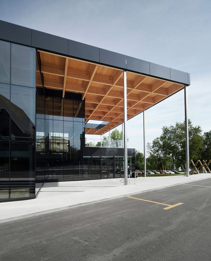 Galeria de Teatro Multifunctional Mont-Laurier / Les architectes FABG - 14