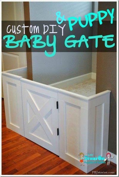 DIY Puppy Gate