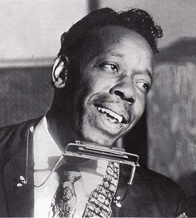 """Slim Harpo - Recorded extensively for the Excello label. He helped define the Swamp Blues and Juke Joint styles. He recorder hits such as """"Baby Scratch My Back"""" and """"I'm A King Bee."""""""