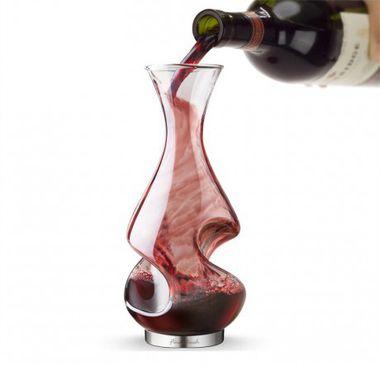 Cadeau malin: Carafe à vin énigme