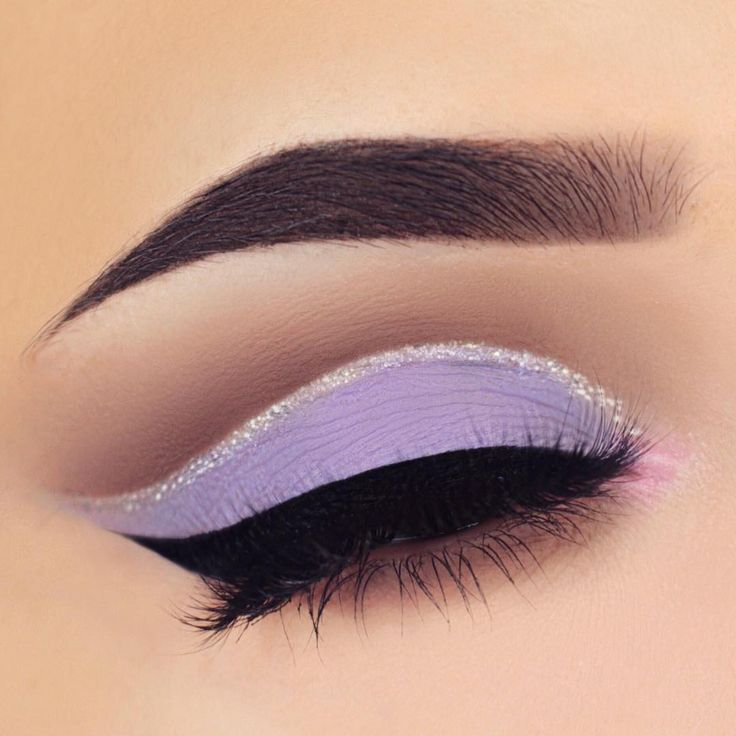 Purple Cut Crease                                                                                                                                                                                 More