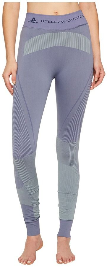 adidas by Stella McCartney Yoga Seamless Tights BR7782 Women's Casual Pants