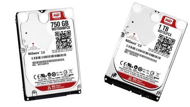 3 nouveaux disques durs pour NAS chez Western Digital - Récupérer des données supprimées ou perdues