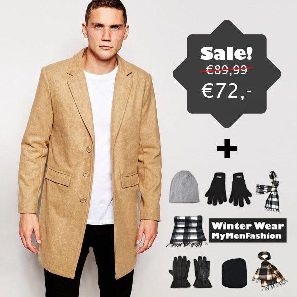 Christmas deal ! MMF http://mymenfashion.com/camel-coat.html