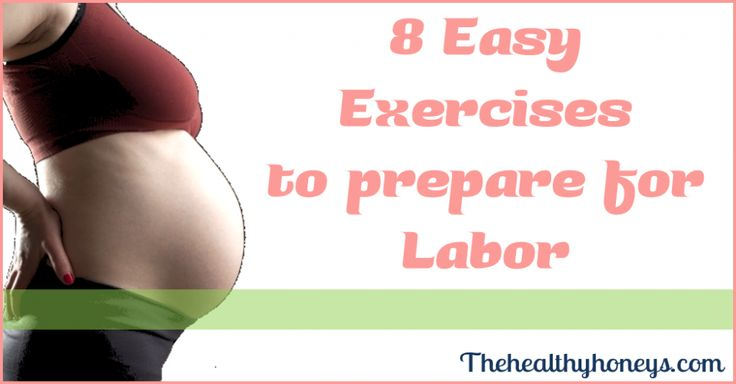 labor exercises I have been doing squats and many stretches for the pelvic floor-I have a totally bizarre goal of keeping my perineum in tact this next birth. Hey-excersizes, warm oil compresses, the right diet and without meds or managed labor-I think I can I think I can...
