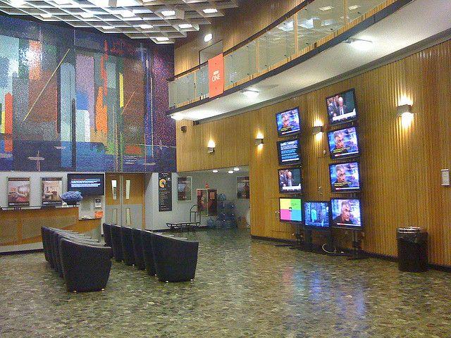 Stage Door, BBC Television Centre