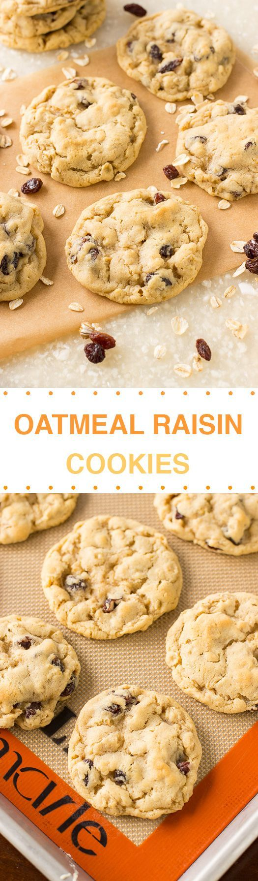Bacon, Oatmeal, And Raisin Cookies Recipe — Dishmaps