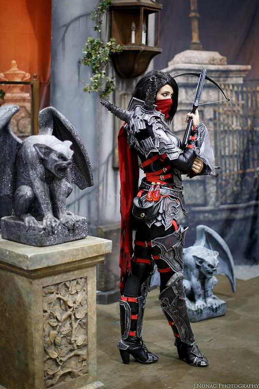 Demon Hunter (Diablo 3) #Cosplay #AX2014
