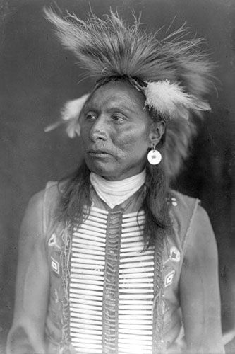 Blackfeet Indians Genealogy - 0425