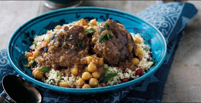 Estofado de carne al estilo de oriente medio #recetas #gastronomía http://www.carnivorosgourmet.es/ver_recetas_sencillas.php?id_receta=396