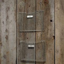wire wall basketDecor, Livingroom, Wall Baskets, Baskets To Inspiration, Wire Baskets