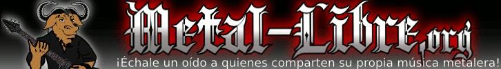 Metal-Libre.org   Dale una oportunidad a los grupos metaleros que comparten libremente su música