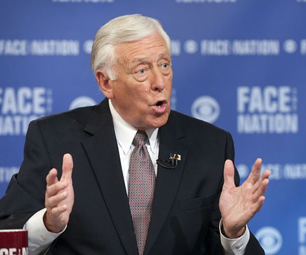 Image: Steny Hoyer: Trump Is Good for Dems