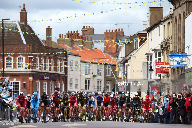 #TDY 3rd Tour of Yorkshire 2017 / Stage 1 Peloton / Driffield / Bridlington - Scarborough (173Km) / Tour de Yorkshire /