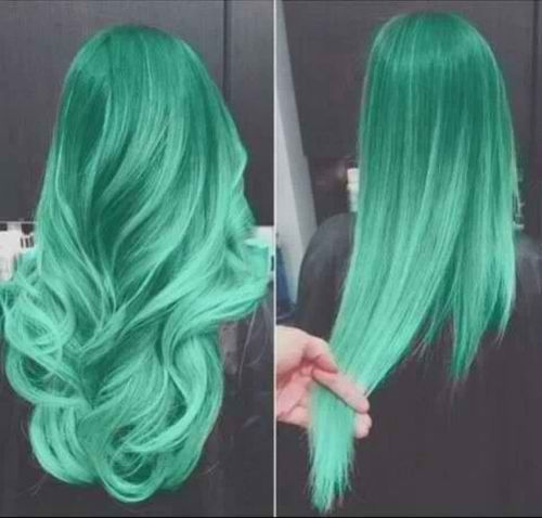 So much appreciation for the beautiful hair color on this dye job. The end make all the difference in giving such a flat color dimension.